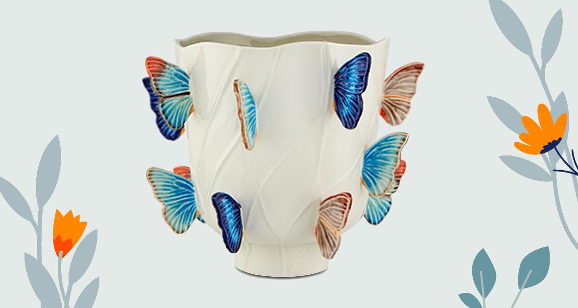 Der Vasen-Guide: Welcher Blumenstrauß passt zu welcher Vase?