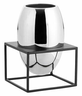 """Vase """"Solero L"""" inklusive Ständer"""