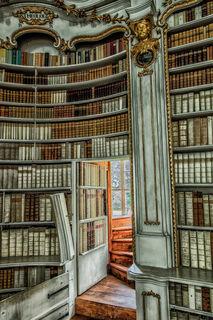 "Bild ""Historic Bookcase"""
