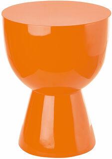 """Hocker / Beistelltisch """"Tam Tam Orange"""""""