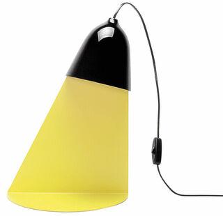 """Wandlampe mit Präsentierfläche """"Man in the Dark"""""""