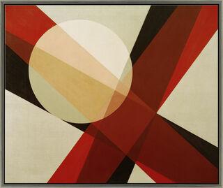 "Bild ""A19"" (1927), gerahmt"