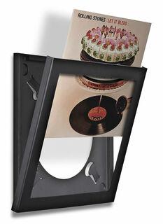 """Wechselrahmen """"Play & Display Flip Frame"""" (ohne Deko), schwarze Version"""
