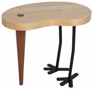 """Beistelltisch """"Chick"""", Version in Holz naturfarben"""