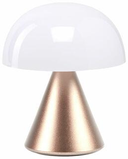 "Kabellose LED-Dekoleuchte ""Mina"" (Version Metallic Gold), dimmbar"