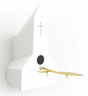 "Vogelhaus ""Holy Homes - Church"""