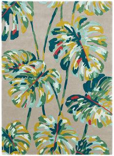 """Teppich """"Monstera"""" (mittelgroß, 240 x 170 cm)"""