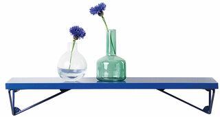 "Wandregal ""Pythagoras Blau"" (ohne Deko) - Design Gustav Rosén"