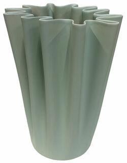 "Keramikvase ""Lakenvaas mint"" - Design Simone Post"