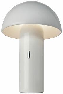 """Kabellose LED-Tischleuchte """"Svamp weiß"""", dimmbar"""