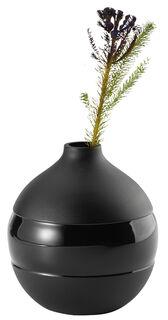 """Vase """"NEGRETTO"""" (ohne Inhalt), kleine Version"""