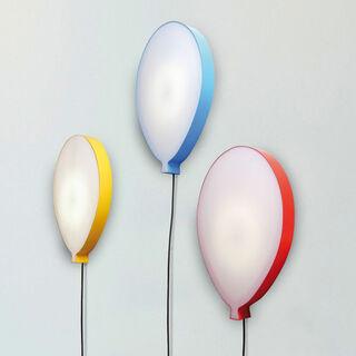 "LED-Wandleuchte ""Hi Lights Ballon Rot"""