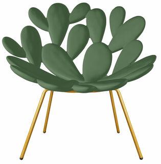 "Designer-Stuhl ""Filicudi grün"" (In- und Outdoor) - Design Marcantonio"