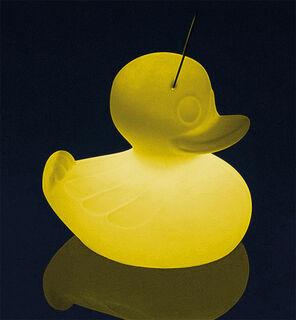 "Kabellose LED-Designerlampe ""Duck Lamp gelb"" (In- und Outdoor), dimmbar"