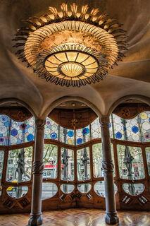 """Bild """"Stained Glass Window"""""""