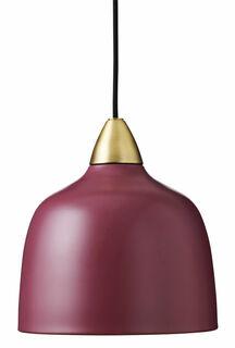 "Deckenlampe ""Urban Matt Bordeaux"""