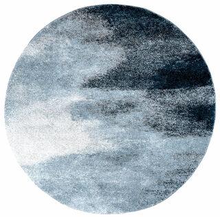 """Teppich """"Blue Ocean"""" (rund, Ø 160 cm)"""