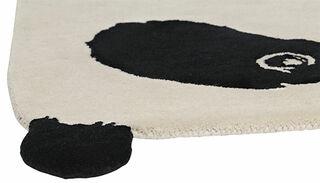 """Teppich """"Kleiner Panda"""" (100 x 70 cm) in Tierform"""