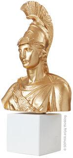 """Büste """"Athena gold"""""""