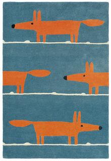 """Teppich """"Foxy"""" (90 x 150 cm)"""
