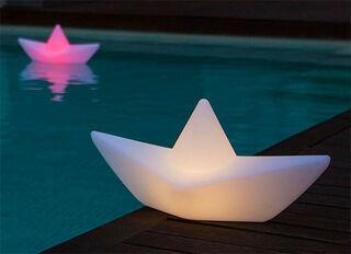 "LED-Designerlampe ""BOAT"" (In- und Outdoor), dimmbar"