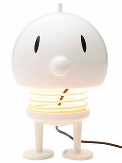 """LED-Tischlampe """"Bumble XL"""", Version in Weiß, dimmbar - Design Gustav Ehrenreich"""