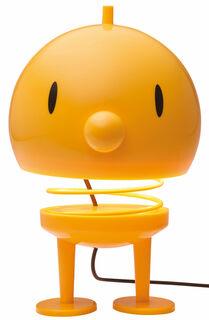 """LED-Tischlampe """"Bumble XL"""", Version in Gelb, dimmbar - Design Gustav Ehrenreich"""