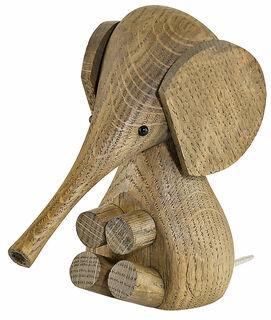 """Holzfigur """"Elefant Otto"""""""